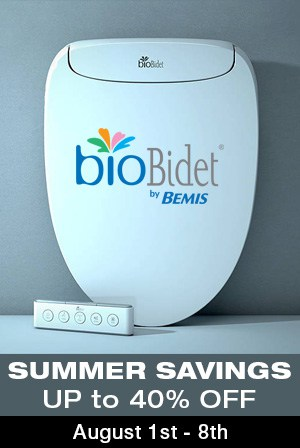 40% Off Selected Bio Bidet Products