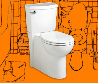 american standard acticlean self cleaning toilet review american standard cadet 3 flowise toilet