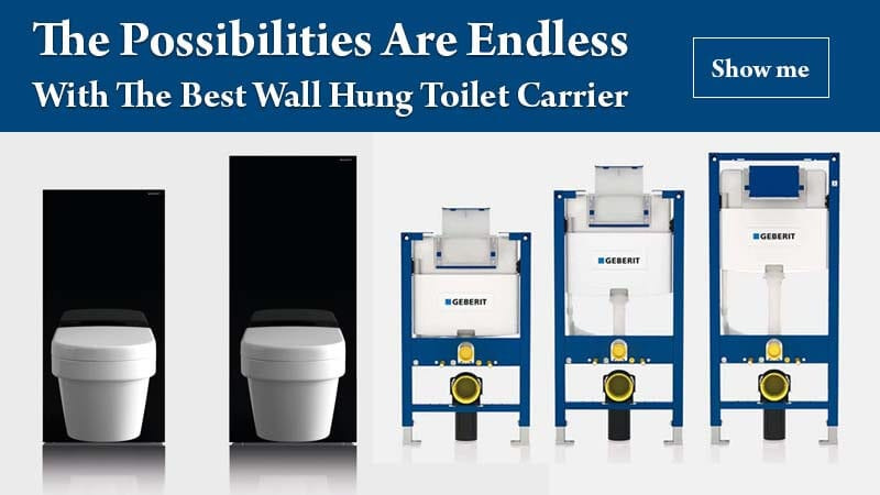 Geberit Wall Hung Toilet Carrier Review