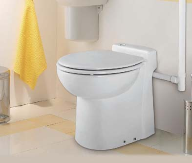 6 Reasons Why This Saniflo Macerating Toilet Is Hot On