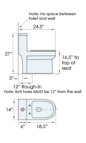 15 Powerful Small Toilets And A Shortest Length Model Toilet Found