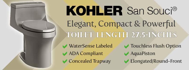 KOHLER San Souci Toilet Review