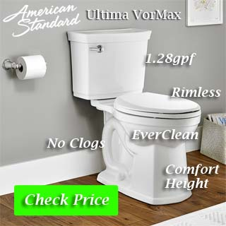 The Main Highlight Of This American Standard ActiClean Toilet Is Course Its Self Cleaning Function Intuitive Operation Need No Instruction To