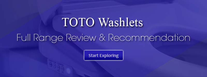 TOTO Washlets Review & Recommendation