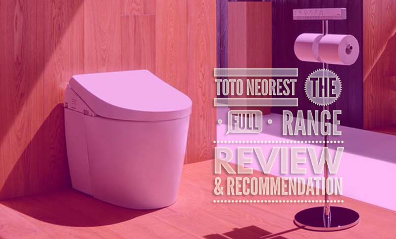 Neorest Intelligent Toilets By TOTO