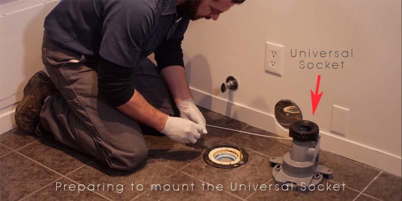 Universal Socket