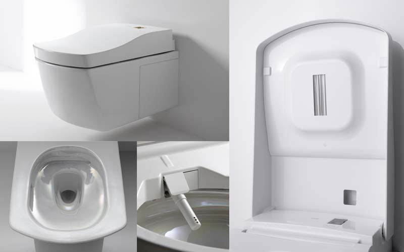Neorest AC Wall Hung Toilet