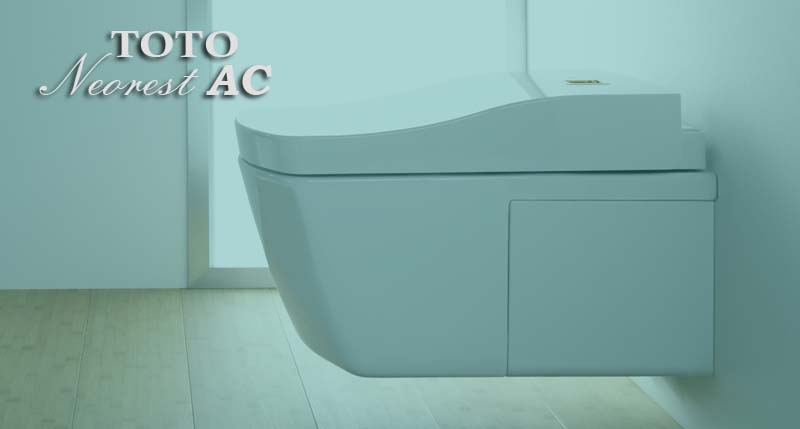 TOTO Neorest AC Washlet