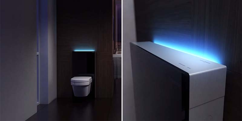 Geberit Monolith Wall Mount Toilet