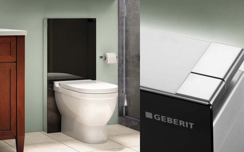 Geberit Monolith Floor Mounted Installation