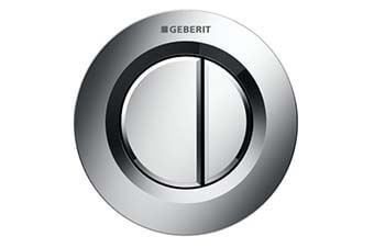 Geberit 116.043.21.1 Type 01 Flush Button Polished chrome finish