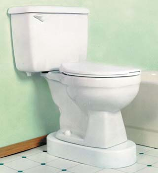 Toilet Base Pedestal