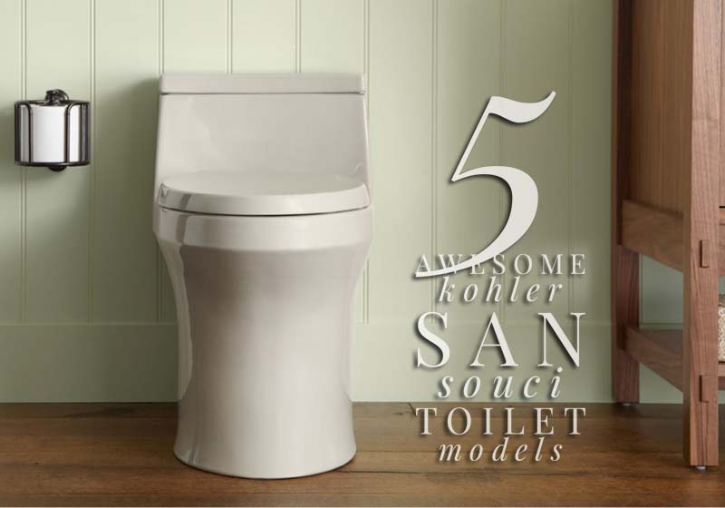 KOHLER San Souci Toilet Review