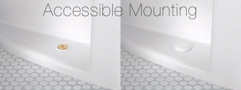 Accessible Mounting