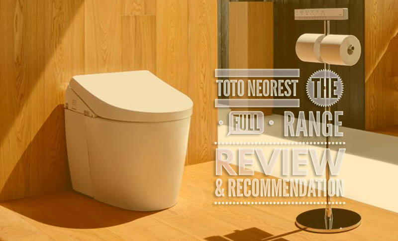 TOTO Neorest Toilet All-Inclusive Comparison + Unbiased Review