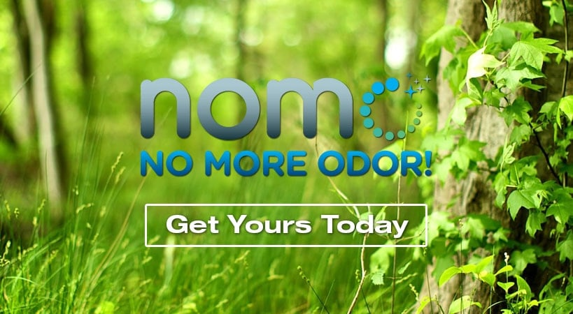 NoMO Toilet Odor Eliminator