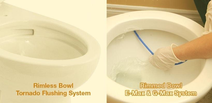 Rimless Bowl