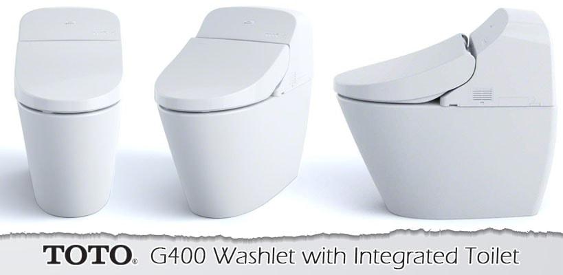 TOTO G400 Washlet