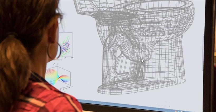 Trapway CAD design