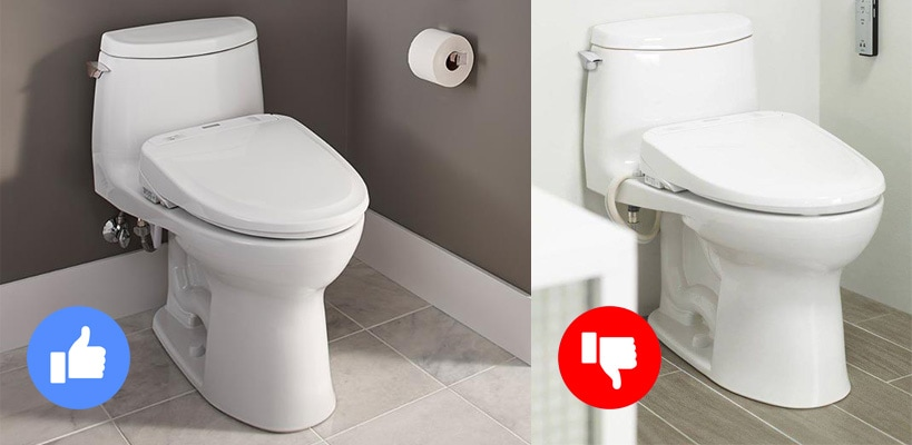 TOTO Carlyle II – Best Features & Benefits Of A Toilet