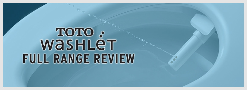 TOTO Washlet Review