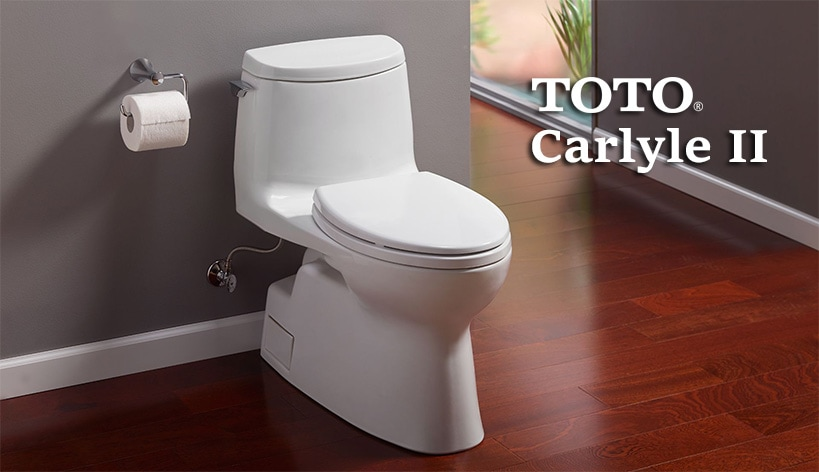 TOTO Carlyle II One-Piece Toilet