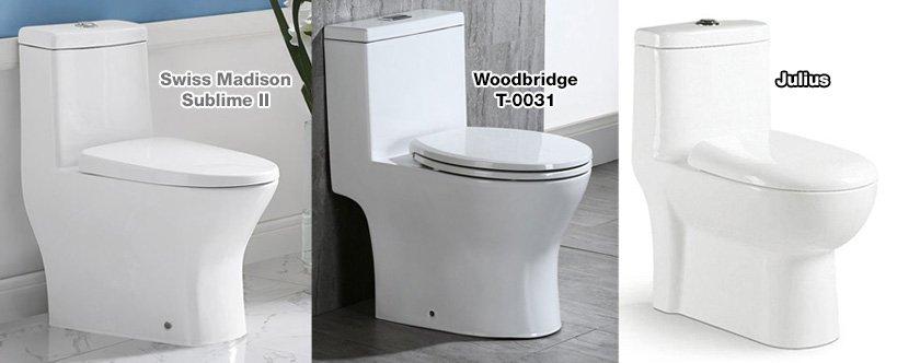 24-inch Short Length Toilets