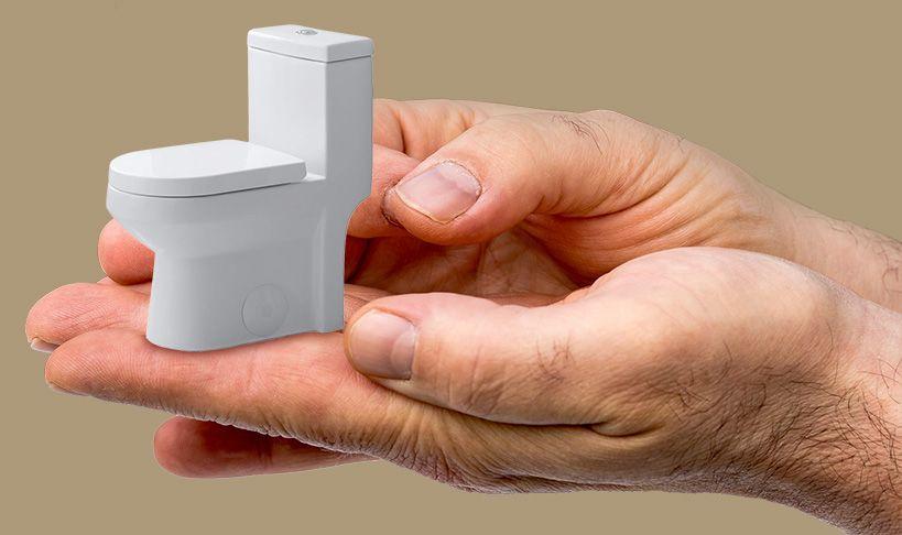 Smallest Toilets Review