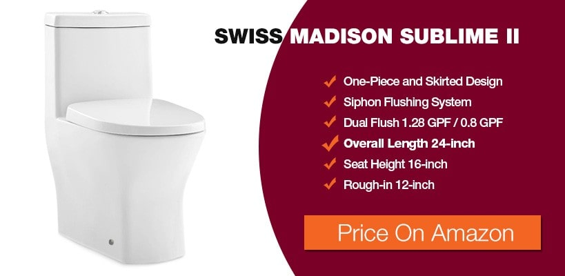 Buy Swiss Madison Sublime II on Amazon