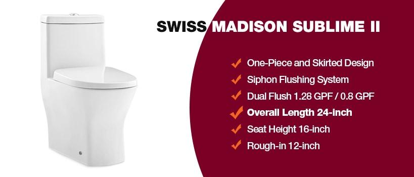 Buy Swiss Madison Sublime II Online