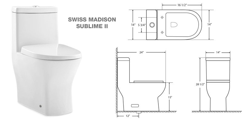 Swiss Madison Sublime II