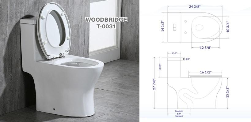 Woodbridge T-0031