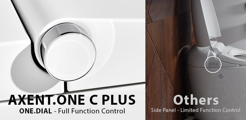 Full Function Control Dial