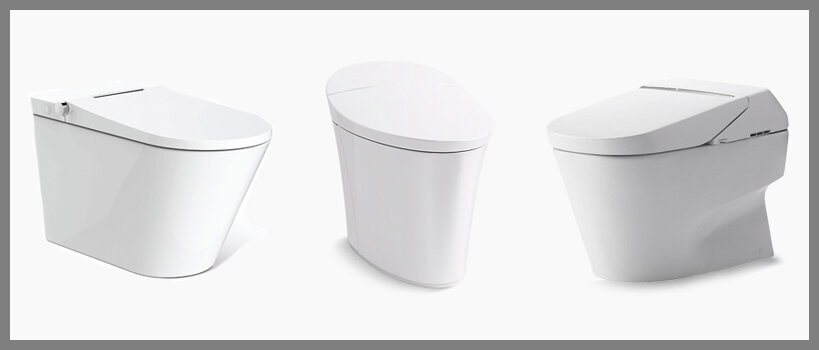 Tankless Smart Toilets