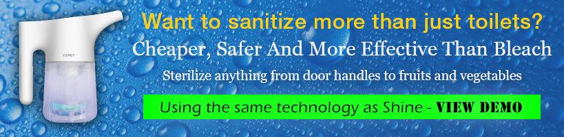 Egret - Non-Toxic Powerful Disinfectant spray
