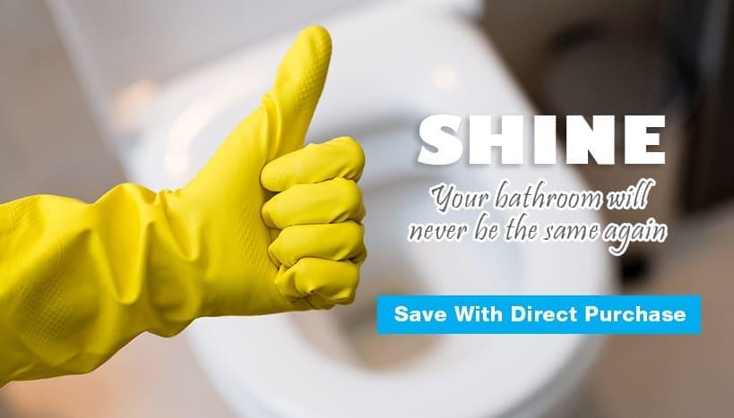 Buy Direct - Shine Bathroom