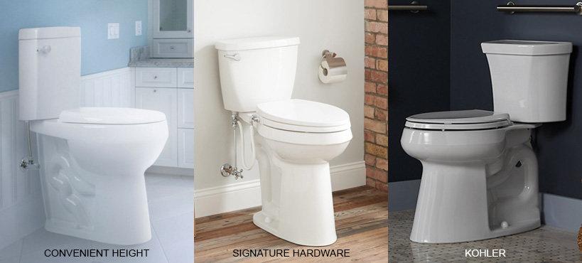 Tall Toilets Comparison