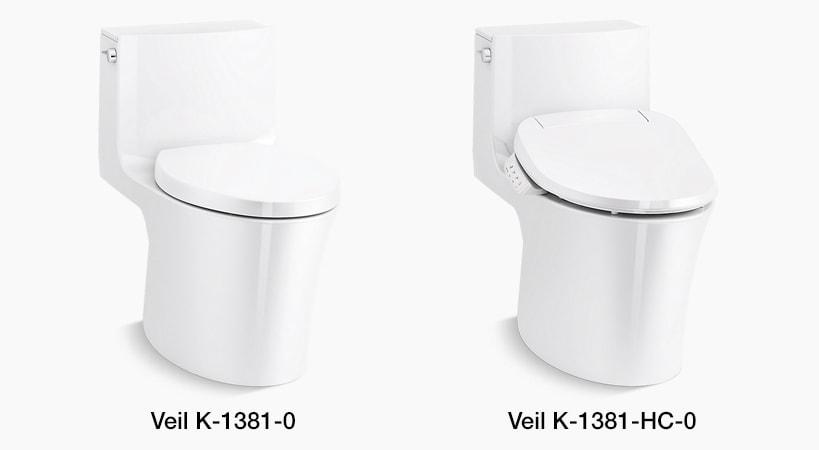 Veil K-1381 Models