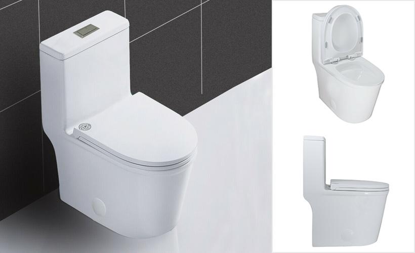 Winzo Ultra-Compact One Piece Toilet